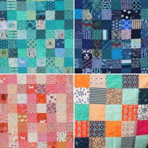Custom king size quilt
